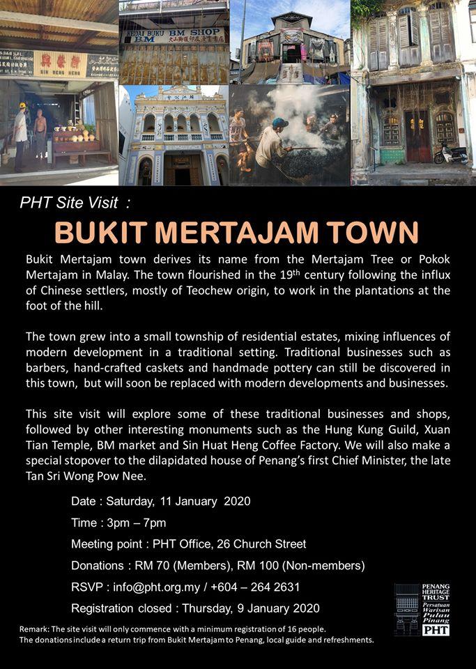 Visit Bukit Mertajam Town