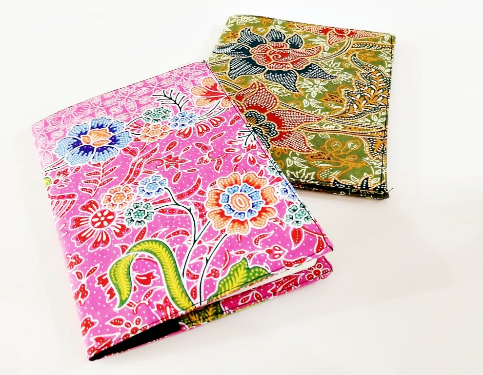 batik notebook S 1