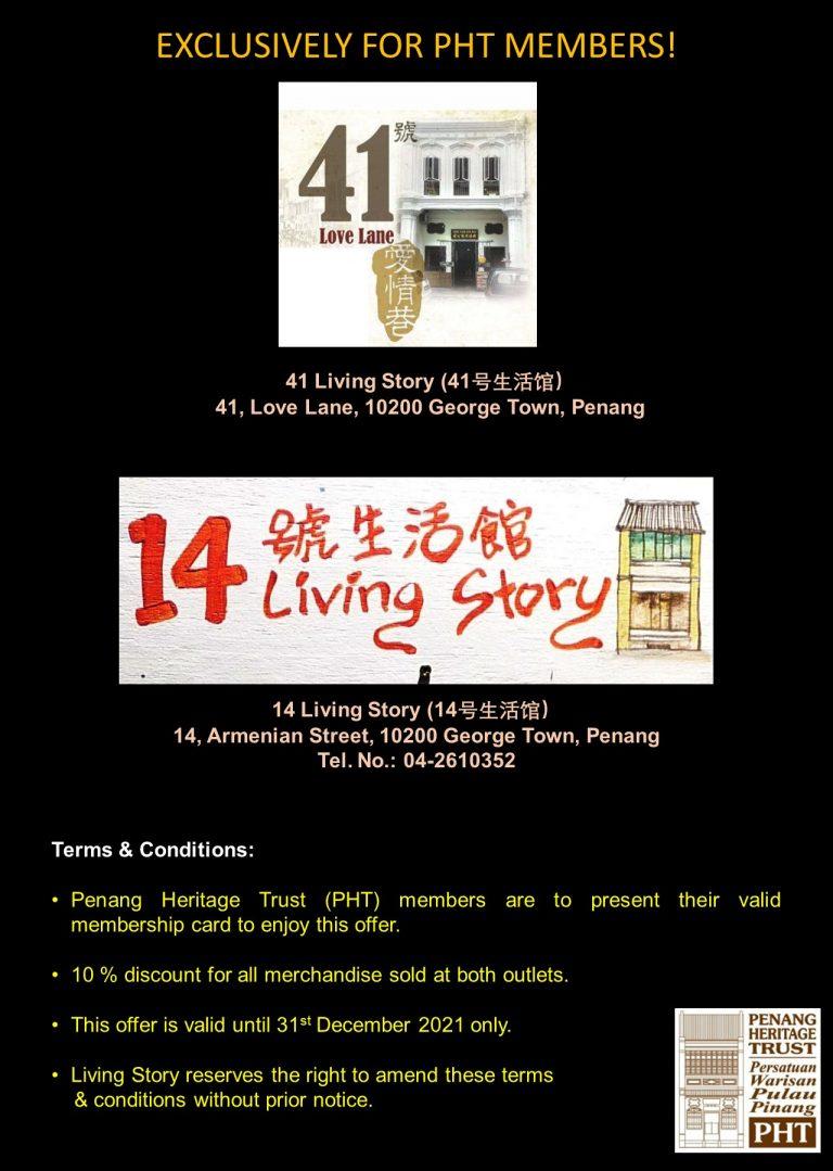 Living Story 14 & 41